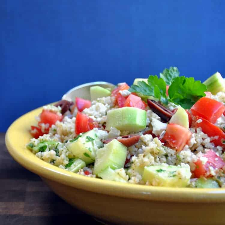 Summer Tabouli Salad