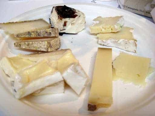 cheese-samples