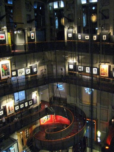 cinema-museum-spiral-staircase