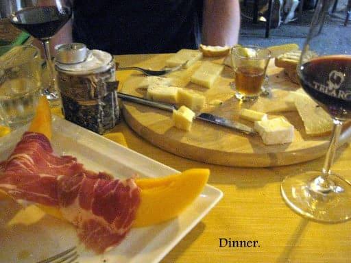 dinner-bologna