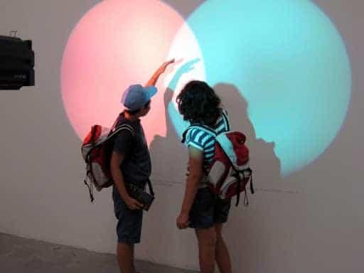 la-biennale-red-blue-light