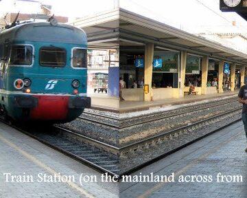 Mestre Train Station