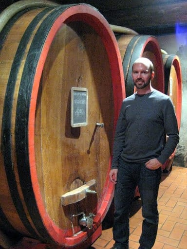 piedmont-wine-cellar
