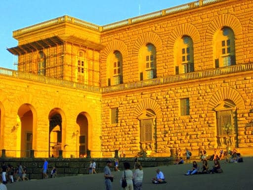 uffizi-gallery-exterior