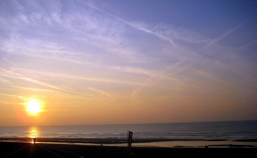 zandvoort-the-netherlands-sunset