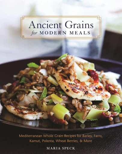 Ancient Grains for Modern Meals - Book Cover