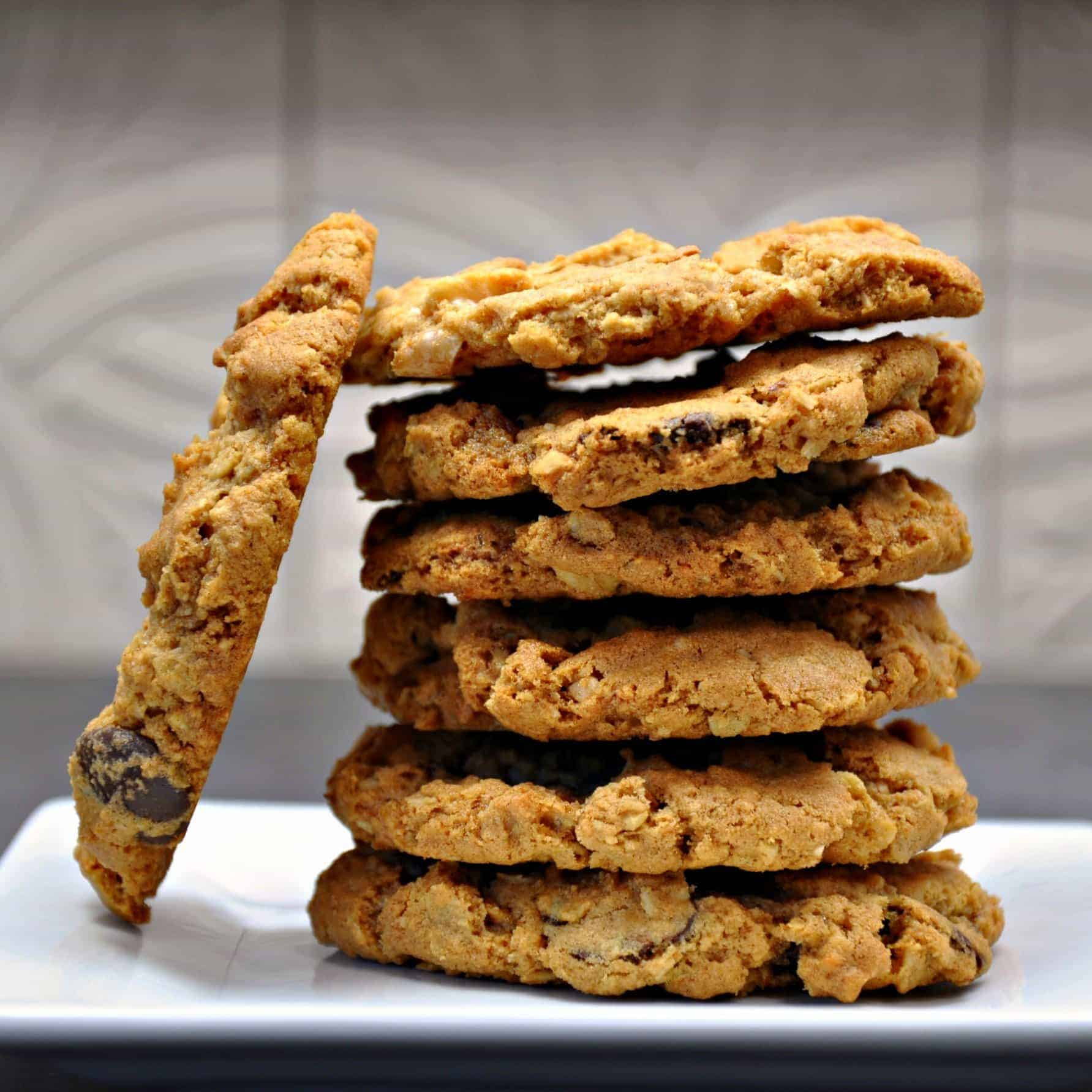 how to fix cookies that are overcooked and crunchy