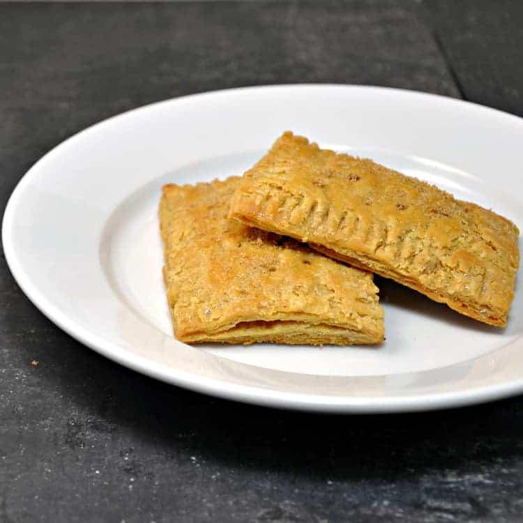Cinnamon Brown Sugar Pop Tarts