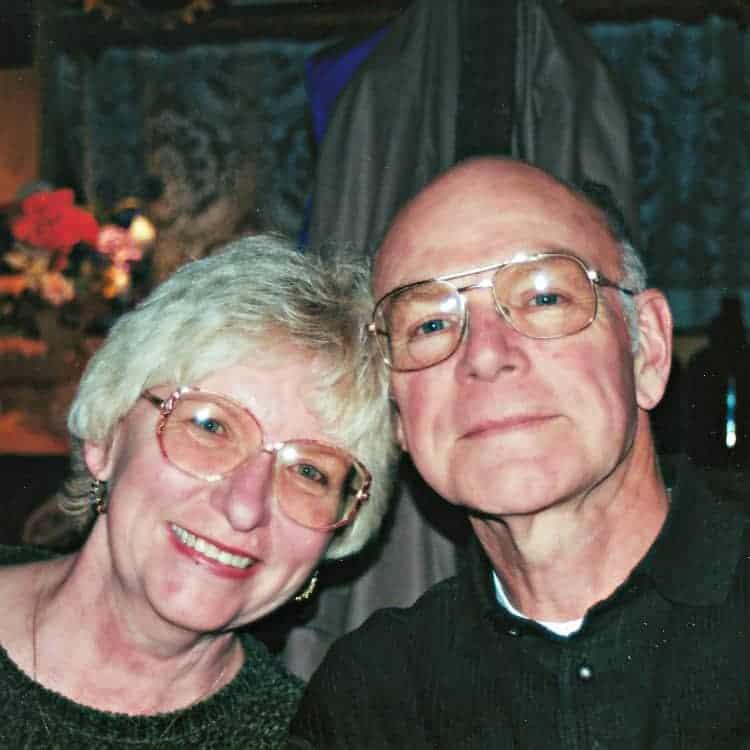 Bob and MaryHelen