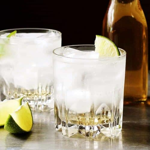 Homemade Tonic Water For The Ultimate Gin And Tonic Pinch And Swirl