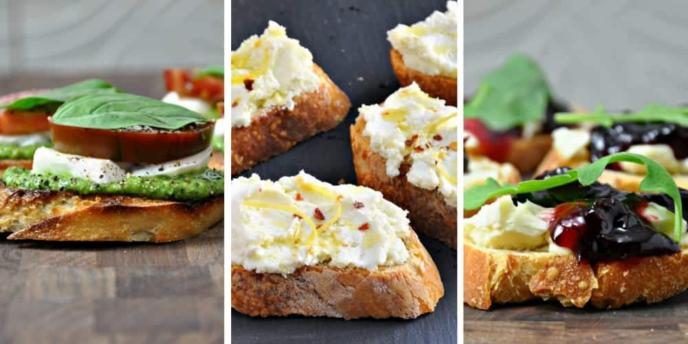 crostini-assortment