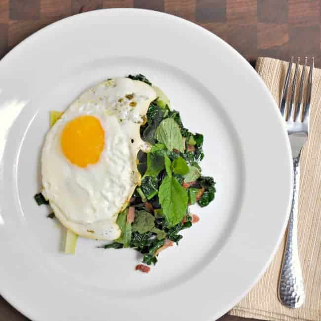 simple stir fried quick simple stir fried kale bacon and kale stir fry ...