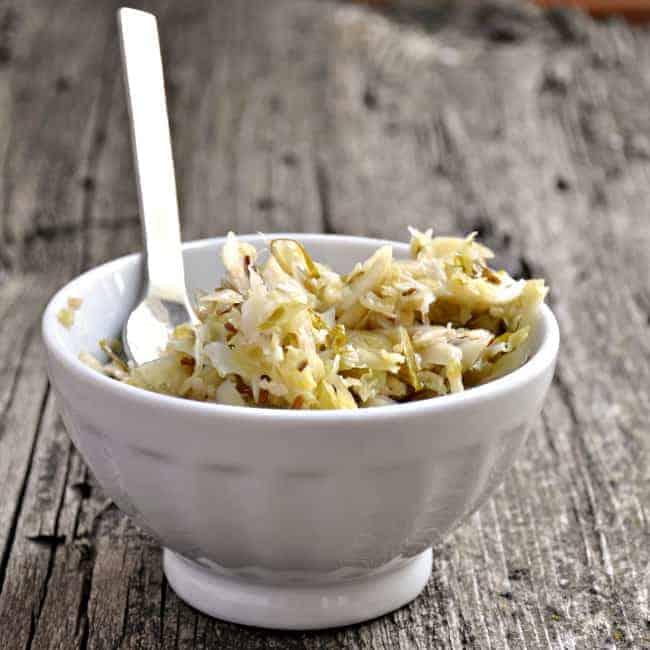 Brussels-sprout-Sauerkraut