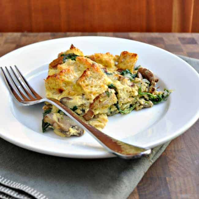 Kale-Mushroom-and-Gruyere-Strata