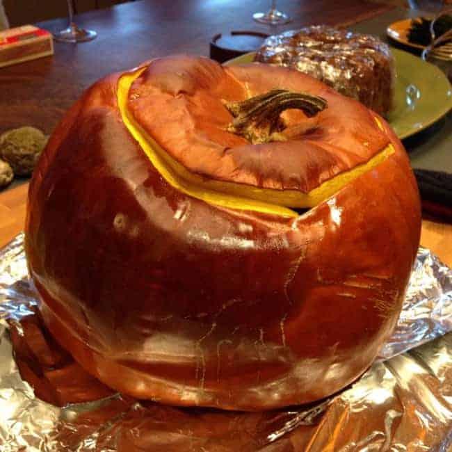 Pumpkin-Tureen
