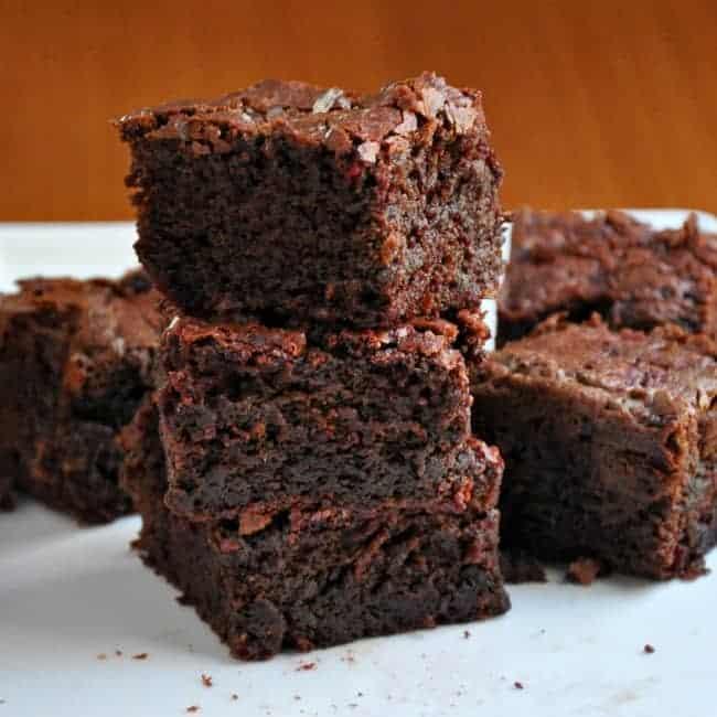 Rachel Allen Chocolate Fudge Brownies