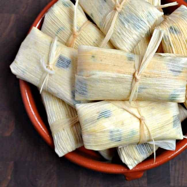 Monterey-Jack-Green-Chile-Tamales