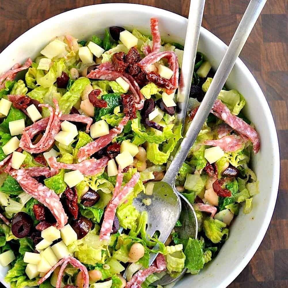 Easy Italian Salad