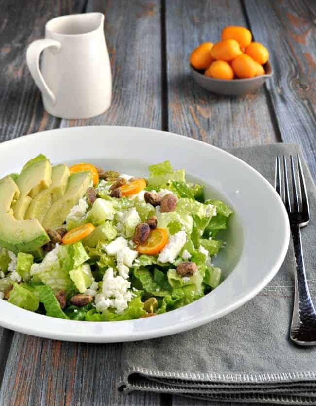 Kumquat-Pistachio-Avocado-Salad