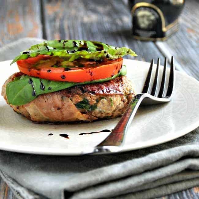 Prosciutto-Wrapped-Lamb-Burger-with-Sun-Dried-Tomatoes-Pecorino