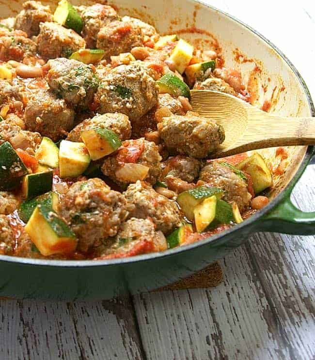 Spanish Meatballs - Albondigas
