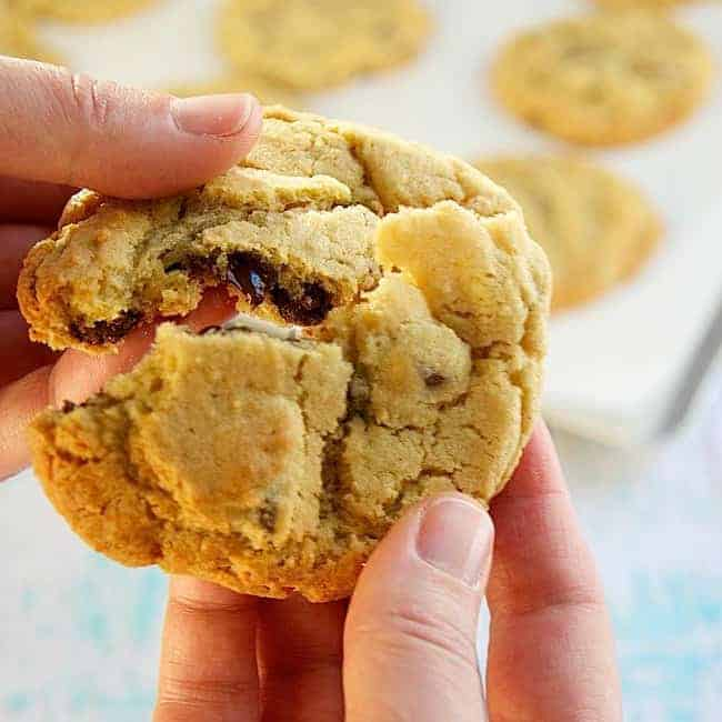 chip cookies chunky chewy whole grain toffee chocolate chip oatmeal ...