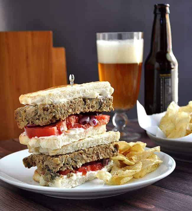 Turkey Meatloaf Sandwich Meatloaf Sandwich With Beer