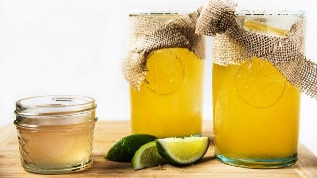 Ginger-Lime-Margarita