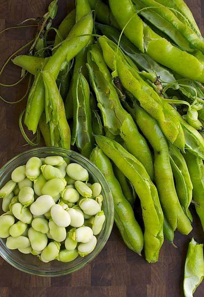 bean and radish cecconi s fava bean and fava bean and goat cheese dip ...