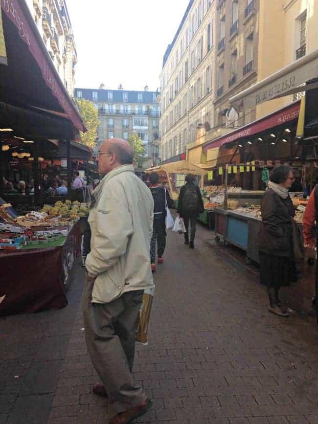 Daguerre Market