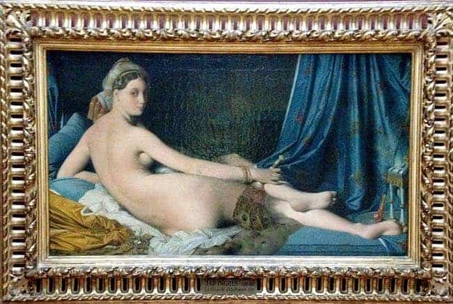 Grand Odalisque