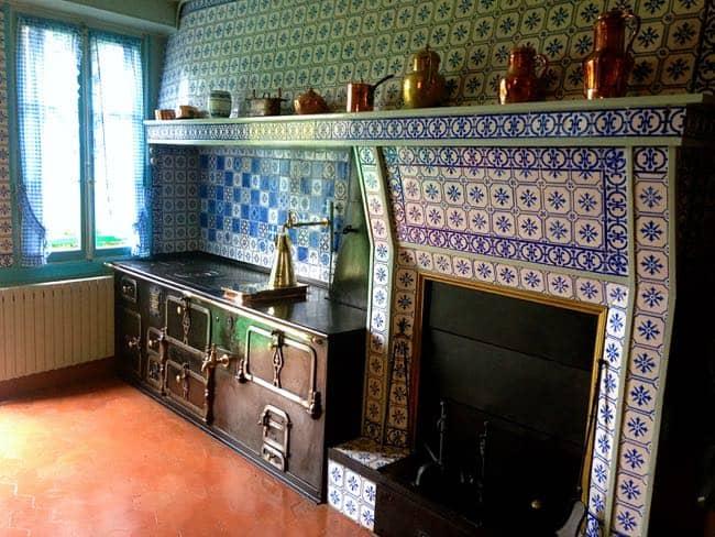 Monet - Kitchen
