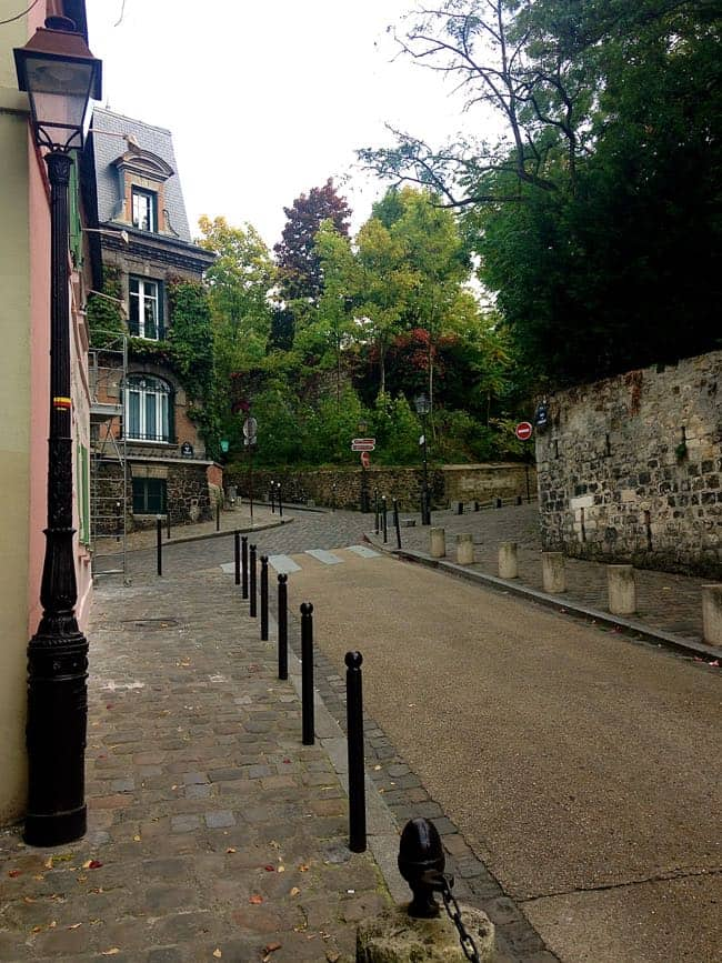 Street of Montemarte