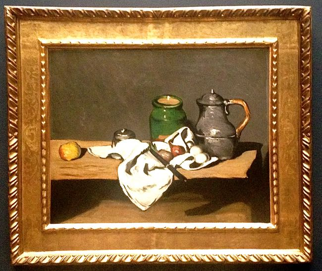 Orsay Cezanne