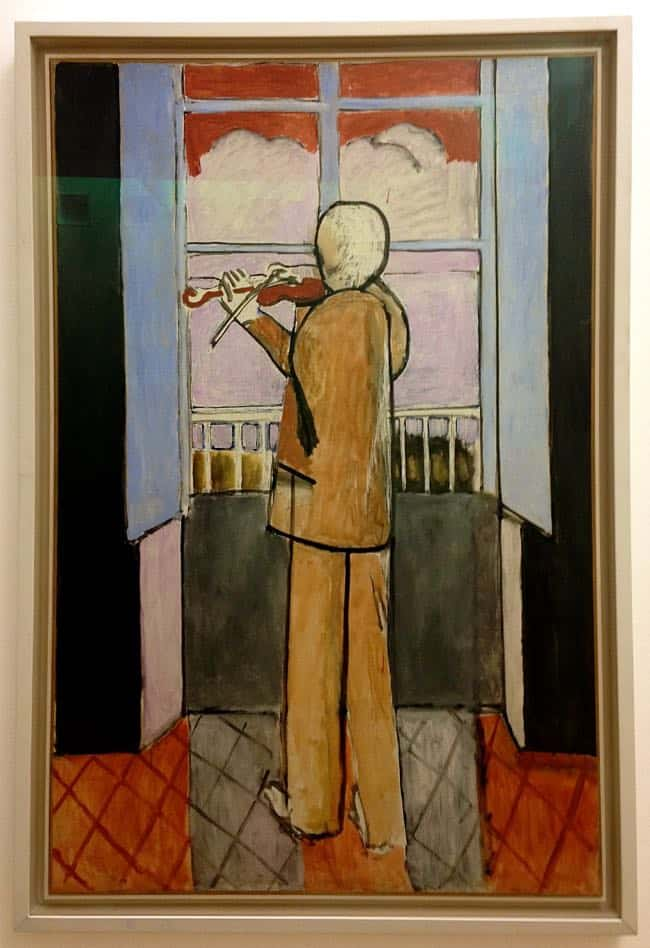 Pompidou Picasso