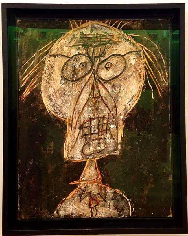 Pompidou Quirky
