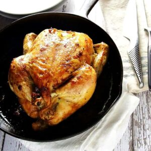 Herb-Roasted-Chicken featured
