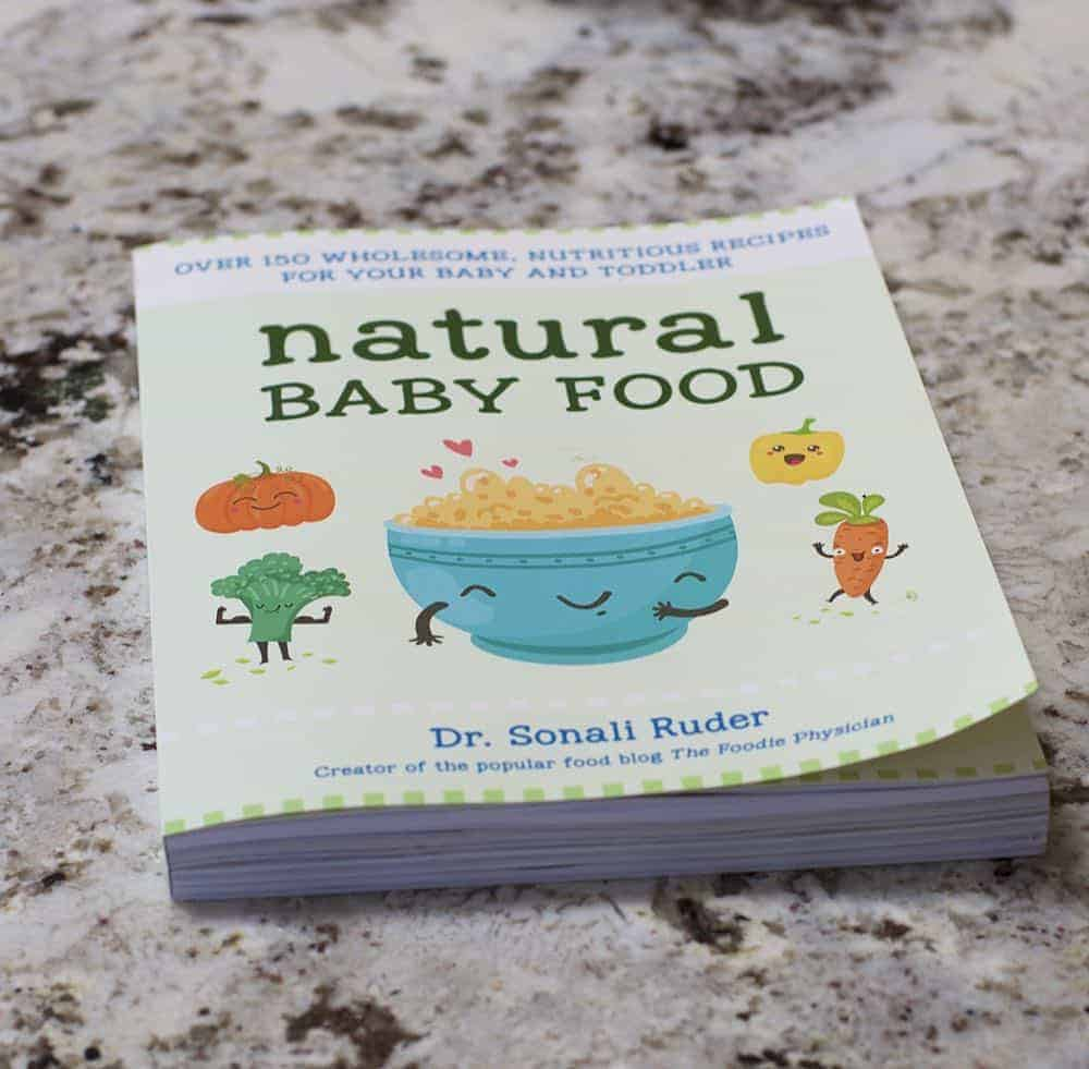 Natural Baby Food by DR Sonali Ruder