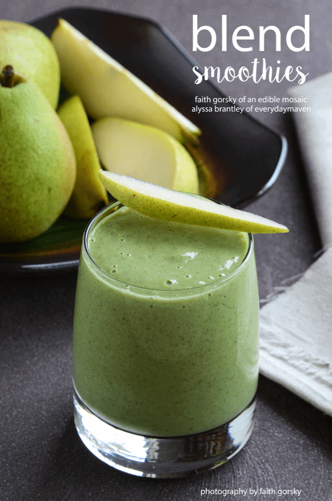 BLEND Smoothies book