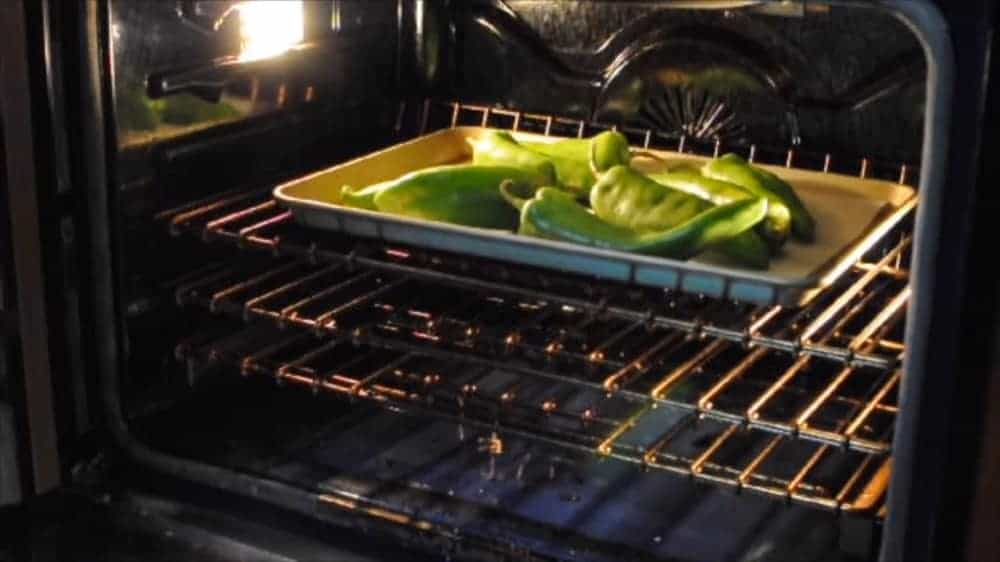 hatch chiles ready to roast
