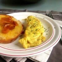 Fines Herbes Omelet and our book! – Paris Like You Live There