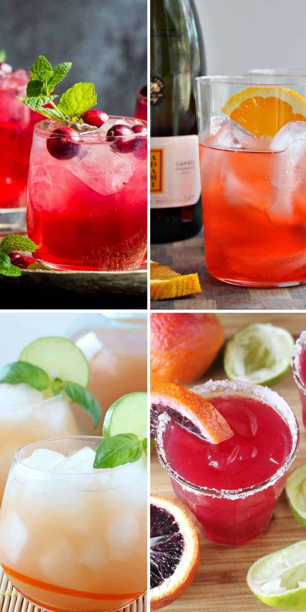 Fruity Cocktails for Mothers Day
