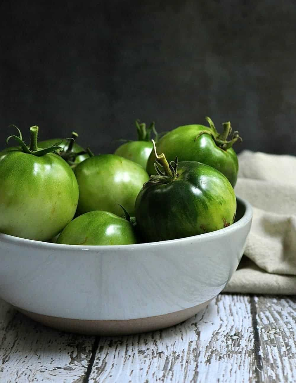 Green Tomatoes for frying