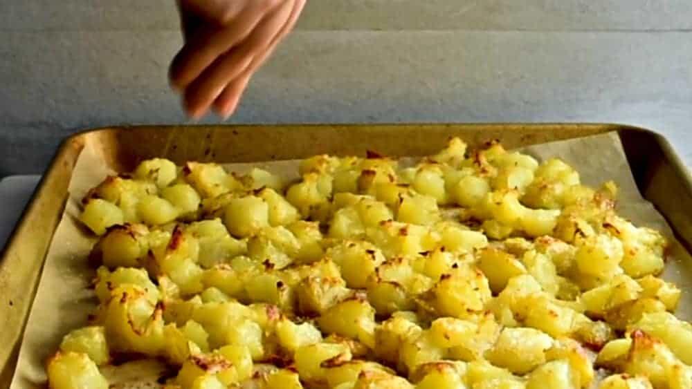season breakfast potatoes with salt