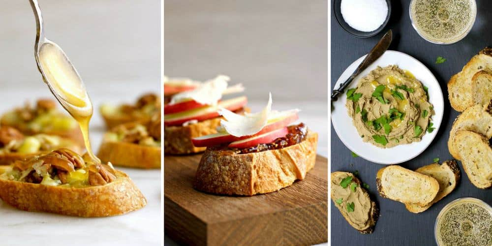 A Collection of Crostini Recipes