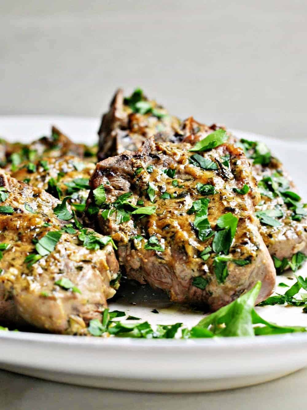 Roasted-Lamb-Loin-Chops-Served__on a platter