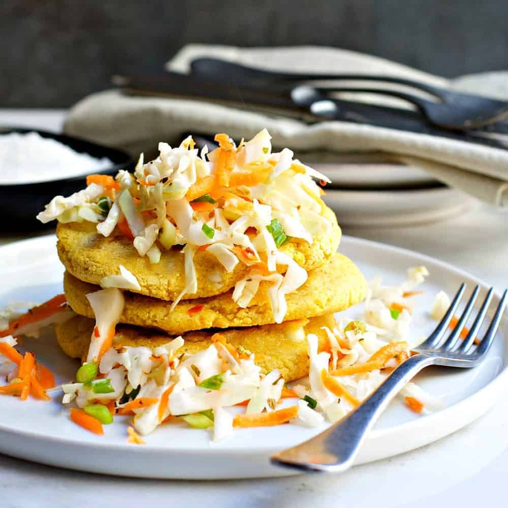 Pupusas Recipe with Step by Step Video - Pinch and Swirl