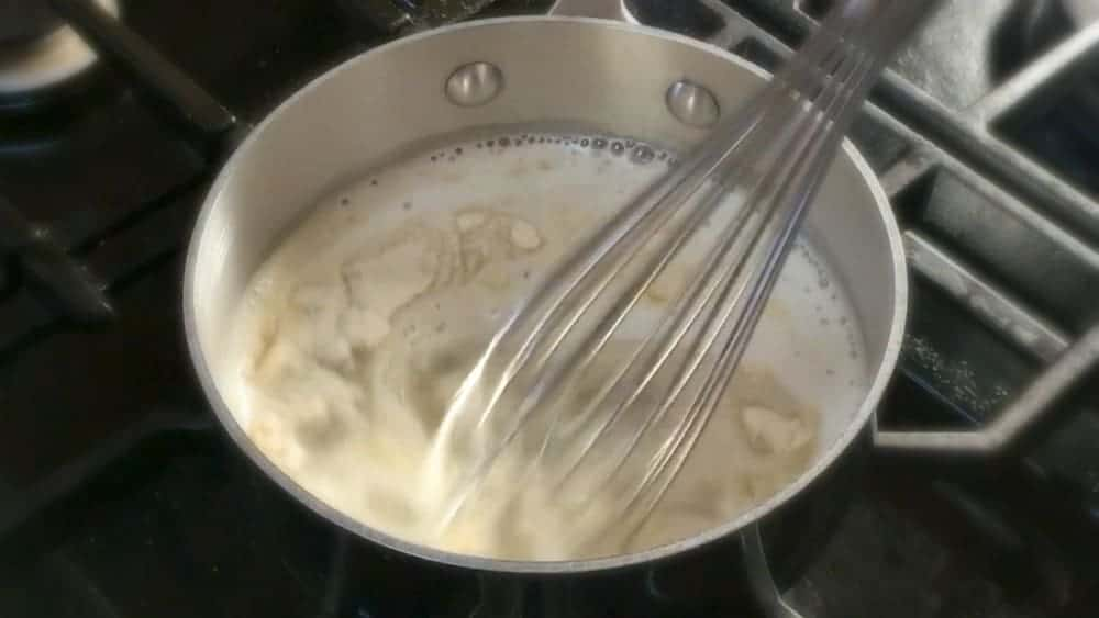 Whisking in Gelatin