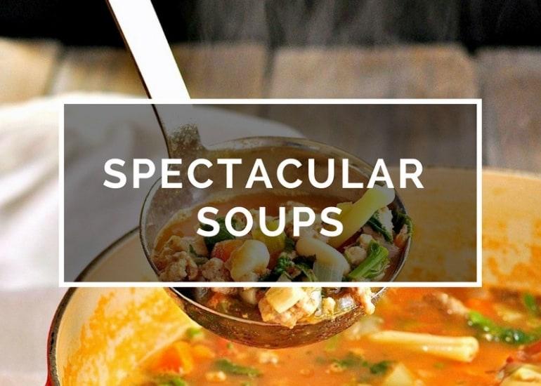 Spectacular Soup Recipes