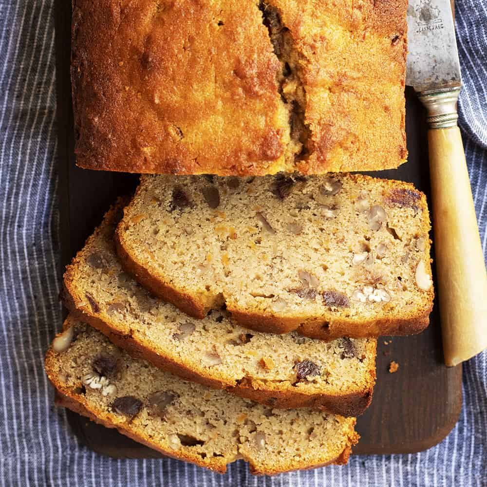 Easy And Delicious Sweet Potato Bread Pinch And Swirl